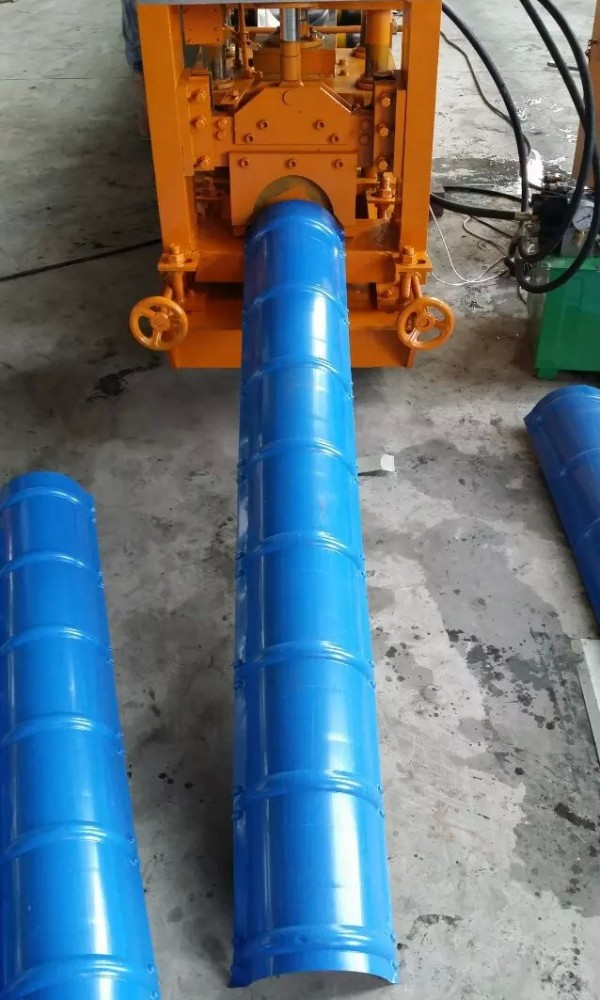 Ridge Cap Roofing Roll Forming Machine