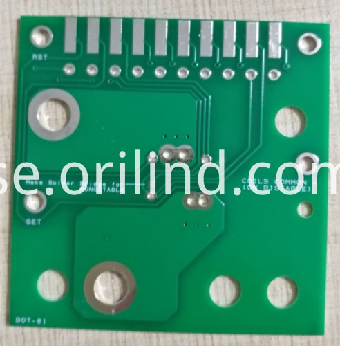Double circuit board