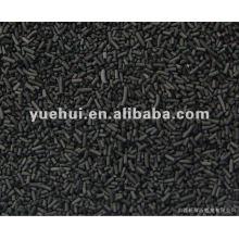 Carbone activé cylindrique de 1,5 mm pour la récupération du solvant