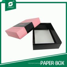 Dekorative Hautpflege Produkt / Kosmetik Karton Verpackung Box