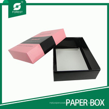 Decorative Skin Care Product/Cosmetics Cardboard Packaging Box