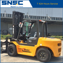 Heavy Duty 7 tons Diesel Forklift for Sale