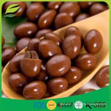 round almond chocolate candy