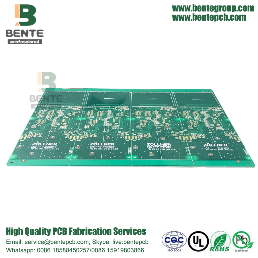 IPC Class 3 High-precision Multilayer PCB 6Layers TG150