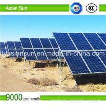 Скобки солнечных панелей