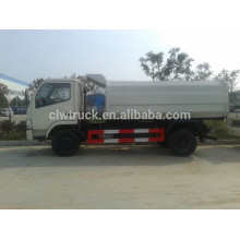 2015 Euro IV Best Price Dongfeng small 5m3 new garbage collector truck