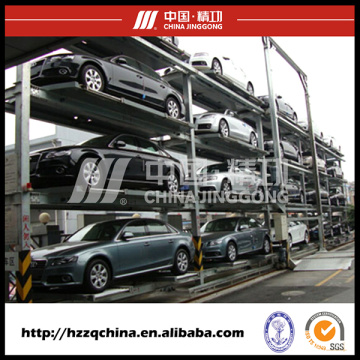 Carport Type Multi-Layer Parking Système automatisé Puzzle Car Parking Garage
