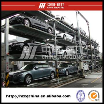 Carport Tipo Multi-Layer Estacionamento Sistema Automated Puzzle Car Parking Garage