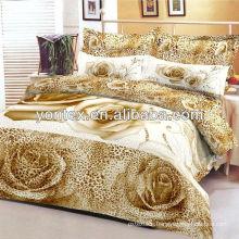 100%Cotton printed beding set