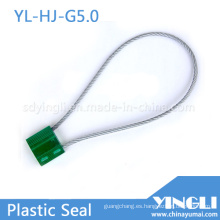 Sello de cable de transporte personalizado de aleación Super Saftety