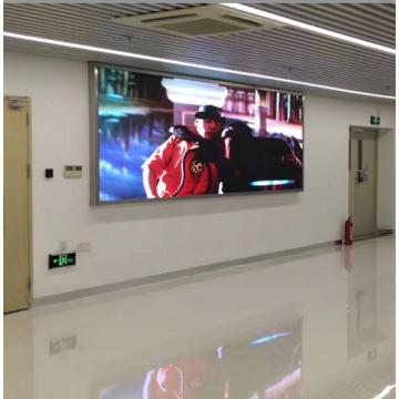 Pantalla LED ultra delgada HD para interiores P2.5