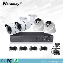 4chs 2.0MP Day & Tsaro na DVR Systems