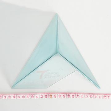 Prototype rapide de fabrication de feuilles acryliques d'impression 3D