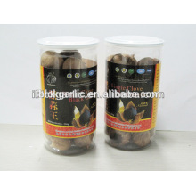 Solo ajo negro de clavo de olor 250g / botella de ajo chino