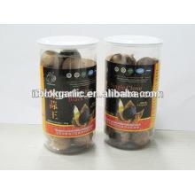 Único Cravo alho preto 250g / garrafa Alho chinês