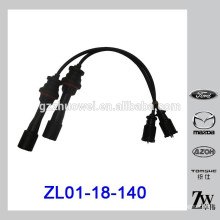 1.6L Auto Parts Ignition Wire Set For Mazda 323 BJ ZL01-18-140