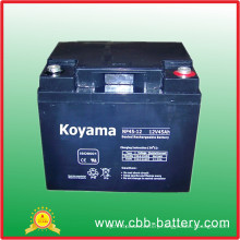 The Most Reliable Supplier of VRLA Battery/AGM Battery/UPS Battery