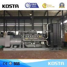 高品質150kVA / 120kwパーキンスホームディーゼル発電機