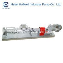 Pompe à vis monobloc homologuée CE G40-2