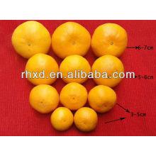 Liste der gelben Früchte Mandarine