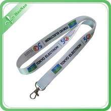 High Quality Sublimation Custom Size Printing Lanyard