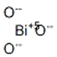Poudre d'oxyde de bismuth CAS 1304-76-3