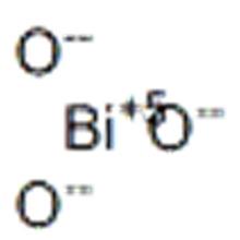 Pó de óxido de bismuto CAS 1304-76-3