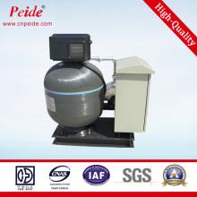 Filtro automático de arena de fibra de vidrio para riego