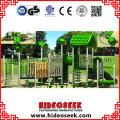 En1176 Standard Outdoor Plastic Playground Equipment for School