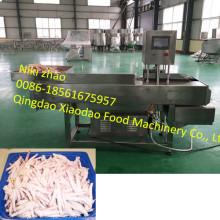 Máquina de corte de pata de galinha / Máquina de corte de pés de frango