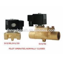 Válvula solenoide bidireccional SV-G SV-G 1/2 rosca interna