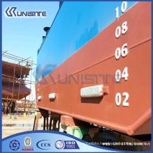 floating pontoon marine construction pontoon boat for sale (USA1-003)
