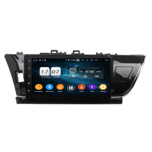 Klyde Android Bilstereo per COROLLA 2014-2015 Left
