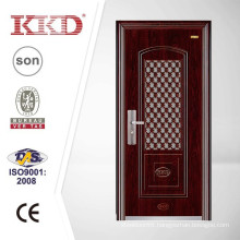 Door in Door Steel Door KKD-701 for India