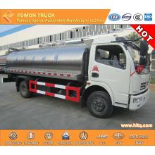 Dongfeng 3800mm 8cbm автоцистерна для молока
