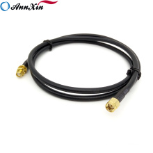 Manufactory RP SMA Male To RP SMA Female Adapter Coaxial Cable LRM200