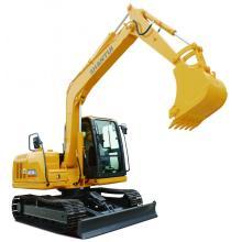 Shantui Small 7.65 ton Crawler Excavator