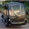 Ônibus de turismo elétrico de 14 lugares para turistas