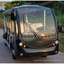 Ce Certificated 14 Passengers Electric Sightseeing Bus