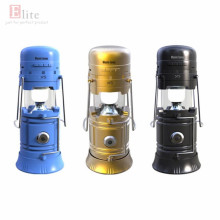 Factory directly provide for Multifunction Outdoor Lamp,Music Speaker,Bluetooth Speaker,FM Radio,Power Bank,Solor Charging Panel,Portable Lamp in China Sporting Goods Store Outdoor Camping Lamp Lanterns Lights supply to Sao Tome and Principe Importers