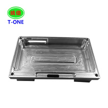 China Manufacturer Excellent Quality Mass Production Tank Support Plate Cnc Aluminum Machining Parts