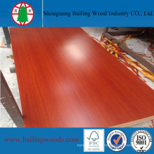 1220X2440mm Melamine Laminated MDF for Furniture