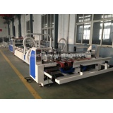 Full Automatic Corrugated Carton Box Folding Gluing Machine/Electric Driven Type