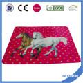 Superweiche hochwertige China 100 Polyester bedruckte Decke