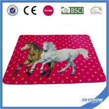 Cobertor de lã impresso (SSB0184)