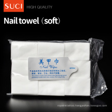 Lint Paper Pad Gel Polish Cleanser Cotton Wipes for nail cleanser Nail Art Removal Wipes