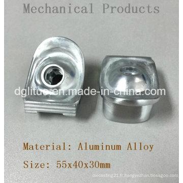 La boucle de ceinture de sécurité en alliage d'aluminium de sous-marin