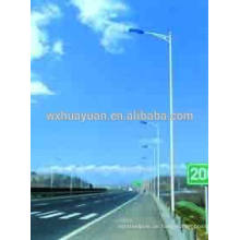 3m bis 12m Straßenbeleuchtung Pol