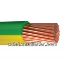 250 300 400 500 700 MCM wire thw/tw wire pvc wire with copper conductor