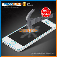 Anti-Fingerprint Anti-shock and Tempered Glass Screen Protector for iphone 5G/5C/5S